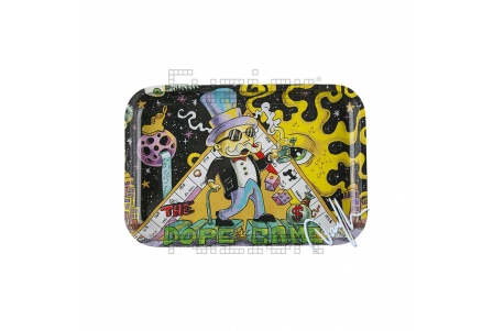 Dunkees Rolling Tray - Dope Game - 30x20cm