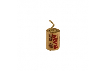 Raw Hemp Wick 300cm - Display of 40 units