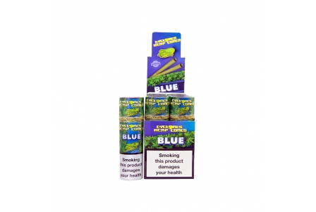 Cyclones Hemp Blue 2x12 per Box