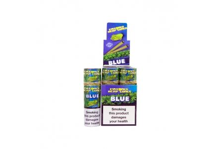 Cyclones Hemp Blue 2x12 per Box
