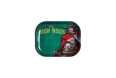 Metal Rolling Tray - High Noon - Small 18x14cm
