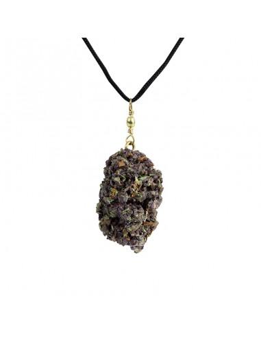 Buddies 420 Bling Necklace - Black Cherry Soda