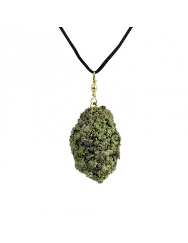 Buddies 420 Bling Necklace - Purple Skank