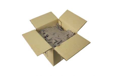 Brown Bulk Filter Tips - Box of 5kg