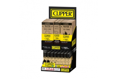 CLIPPER 4 Twenty Display - Wanted