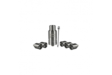 Pulsar Hell Fire - Atomizer & 5pc Coil Kit