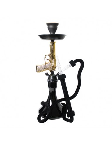 Mr Smith Shisha Sensation 61cm - Gold