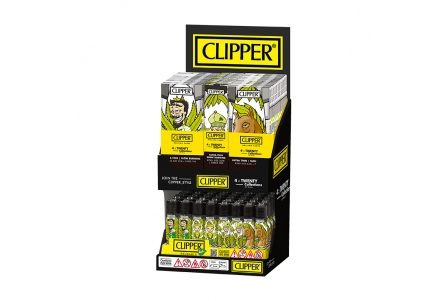 CLIPPER 4 Twenty Display - Chess Weed