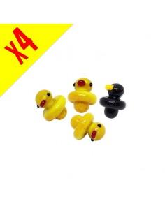 Duck Caps - Pack of 4