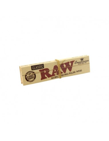 Raw Conoisseur KS SLIM + Tips (24 booklets)