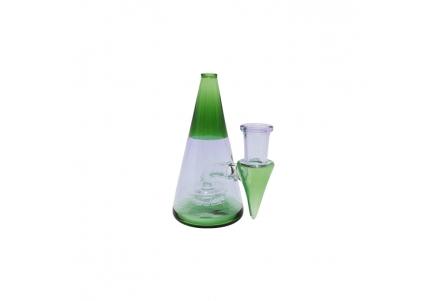 Mini Pyramid Rig 11cm - Green