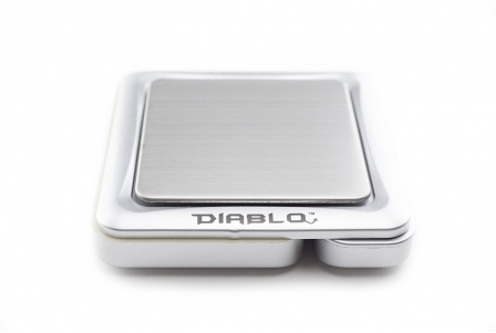 Fuzion Diablo 650g x 0.1g - Silver