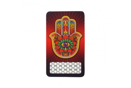 Multi-Colour Grinder Card - Hand