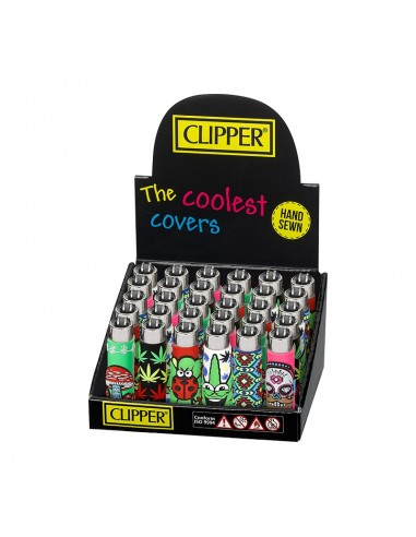 Funky Cover CLIPPER Mix Go 5 - Display of 30