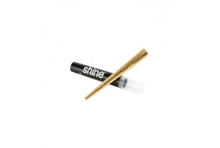 Shine 24K Gold Pre-Rolled Cone - KS - 1 pc