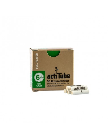 actiTube Extra Slim 6mm - Box of 50