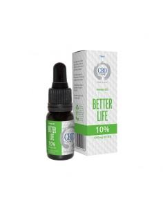 CBD Cure Hemp Oil 10% -...