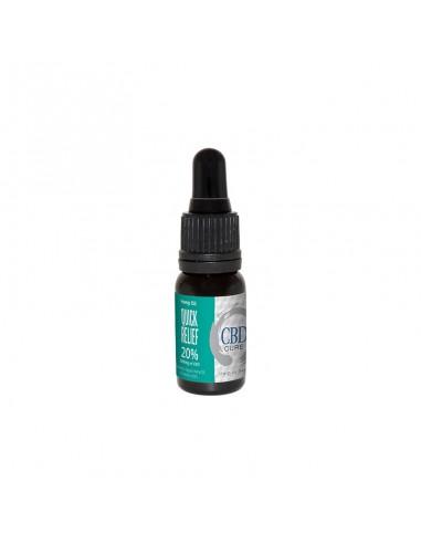 CBD Cure Hemp Oil 20% - Quick Relief...