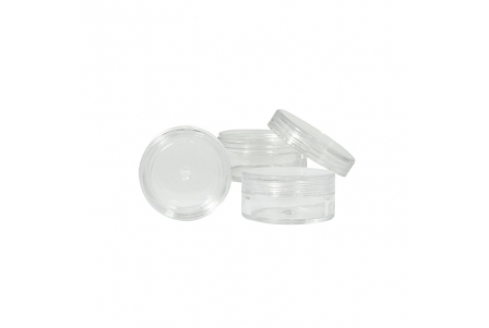 Acrylic container (clear) 10ml
