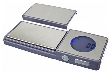 Fuzion MR 500g x 0.1g - Silver