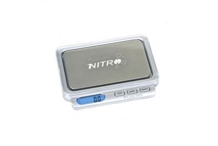 Fuzion Nitro 500g x 0.1g - Silver
