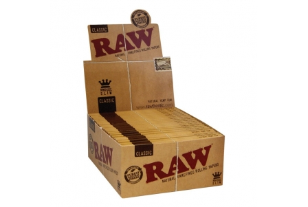 Raw KingSize Slim (50 booklets)