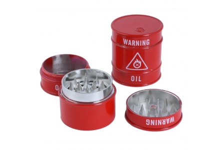 3 Part Barrel grinder 40 x 45mm (display of 12)