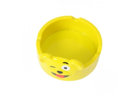 Emoji Ashtray Winky Bear (Box of 2)