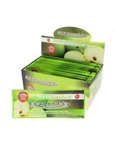 'Dragonfly Regular Size 12pcs - Green Apple