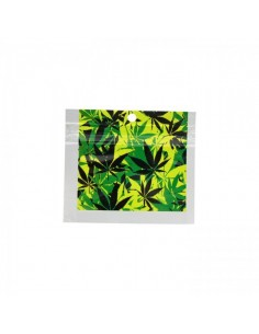 Smell Proof Aluminium Baggies 80x90mm - Assorted