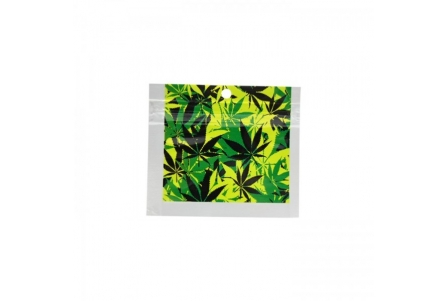 Smell Proof Aluminium Baggies 80x90mm - Assorted (Pack of 20 units)