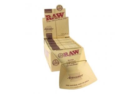 Raw 1 1/4 Artesano + Tips (15 booklets)