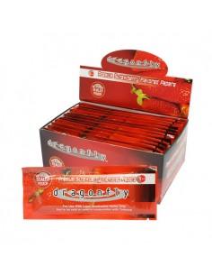 Dragonfly Regular Size 12pcs - Strawberry