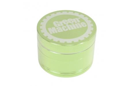4 Part Green Machine Grinder 55mm - Green