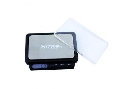 Fuzion Nitro 500g x 0.1g - Black