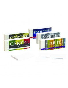 CARTEL Tips 60 x 25 mm (display of 50)