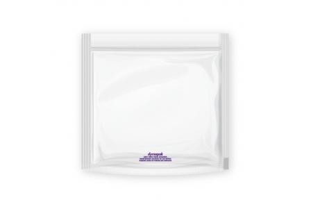 20 Clear One Ounce Dispensary Bags (19.5x17.8x3.98cm)