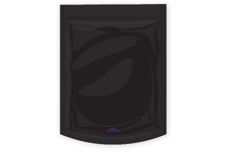20 Black XL One Pound Dispensary Bags (36.8x41.9x15.24cm)