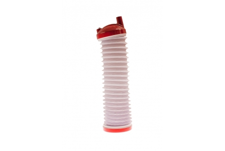 MM Accordion Pipe - Red