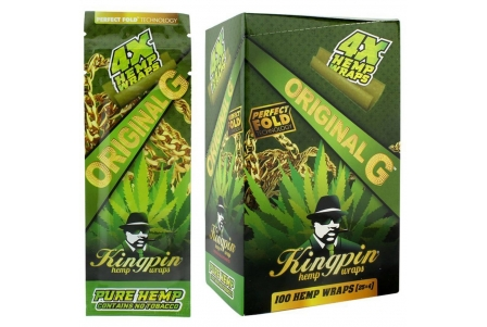 Kingpin Hemp Wrap - Original - 25x4