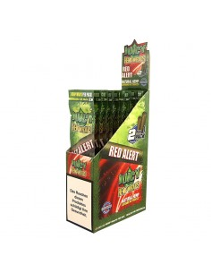 Juicy Hemp Wraps - Red Alert (2x25 per box)