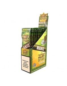 Juicy Hemp Wraps - Manic (2x25 per box)