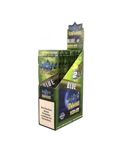 Juicy Hemp Wraps - Blue (2x25 por caja)