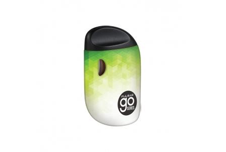 Pulsar Go Series Thick Oil Vaporizer - Geometric Green