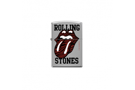 ZIPPO The Rolling Stones - Silver