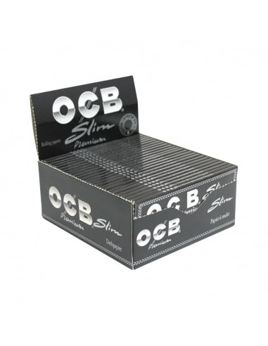OCB Premium KS Slim (50 booklets)
