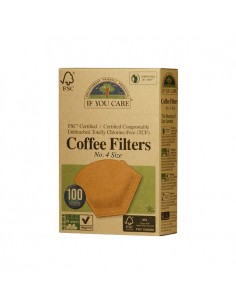 Unbleached Coffee Filters (box of 100)