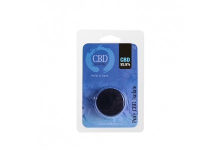 Pure CBD Isolate 99,3%