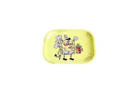 Metal Rolling Tray - Sponge - Small