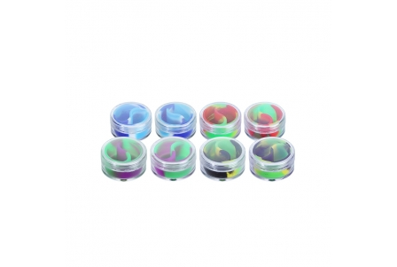 Acricone Dispenser - Assorted Colours - Pack of 8
